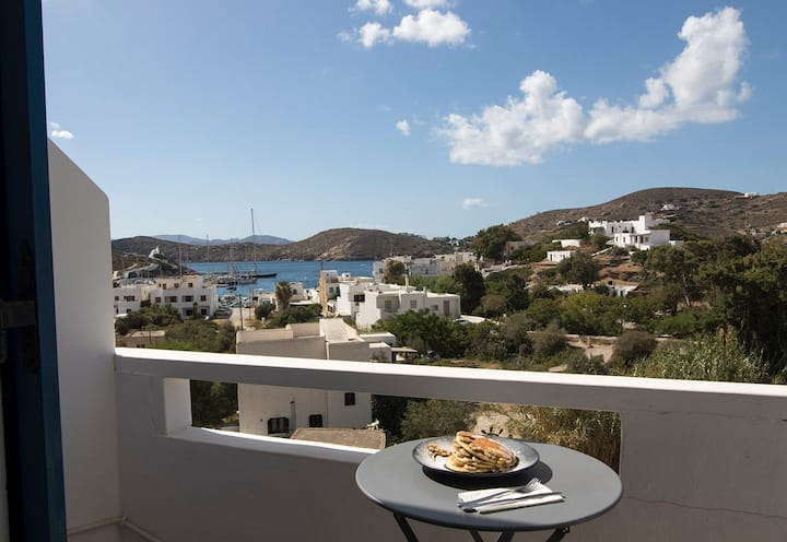 PRIVATE DOUBLE ROOM WITH AMAZING VIEWS