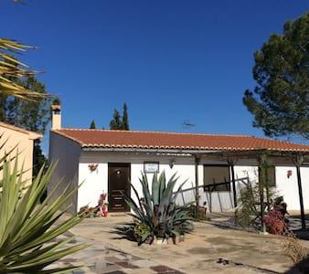 Casita near Xativa, Valencia - L'Alcudia de Crespins - Maison