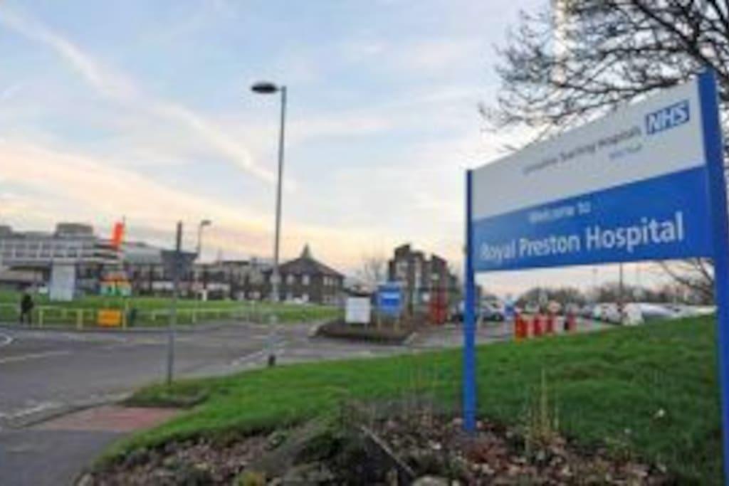 Bed And Breakfast Near Preston Hospital