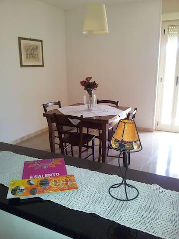 Appartamento- Tricase (LE)-Salento