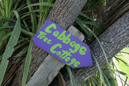 Cabbage Tree Cottage at Gentle Annie - Mokihinui