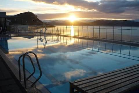 Lovely home in Patreksfjörður!