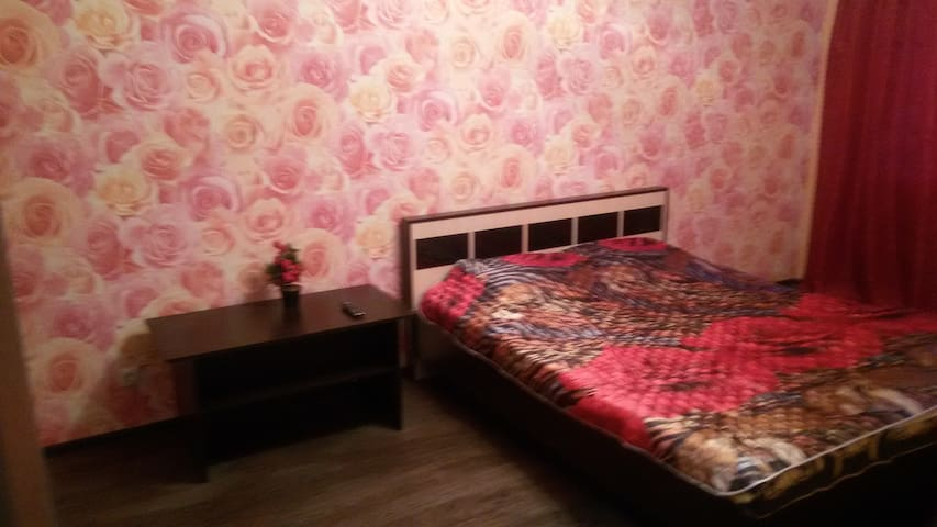 современная теплая уютная квартира в центр районе