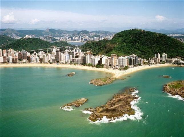 Requinte Pousada - Quarto Triplo Confort - Vila Velha - Bed & Breakfast