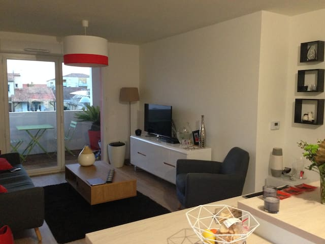 Chambre Euro 2016 - Brujas - Apartamento