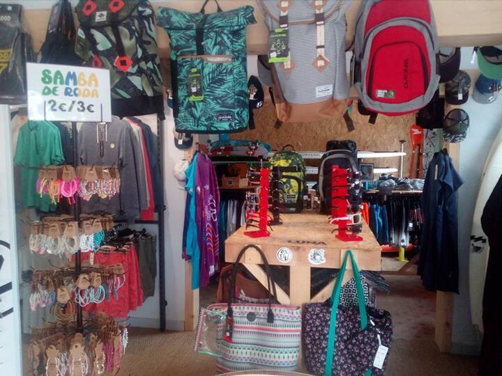 Le shop multitude de choix!
