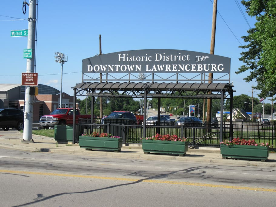 Lawrenceburg is the place to play!