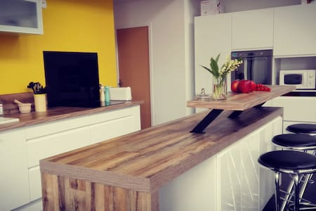 Spacious and bright Loft 145 m² - Tourcoing