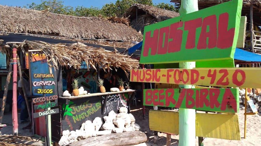 La Casa del Cholo - Playa Blanca