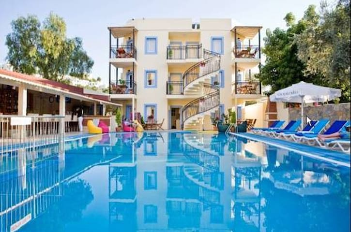 Central Bodrum Apartments