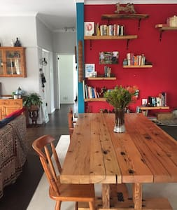 2-Bed Green Home in Funky Obs - Cape Town