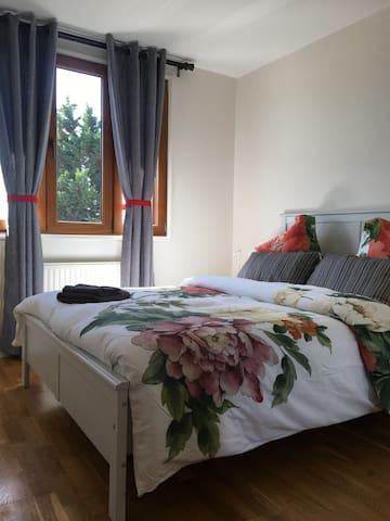 Le Mesnil appartement deux chambre