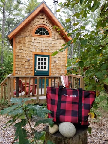 Crooked River Tiny House - Waterford - Haus