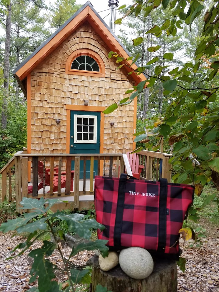 Crooked River Tiny House