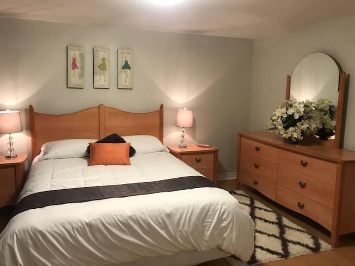 Luxury/cozy Entire appartement /Gatineau/Ottawa