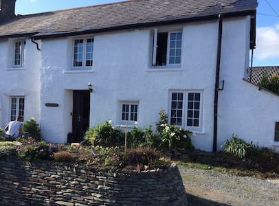 Charming Cosy Cottage Nr Bude - 킬크햄튼