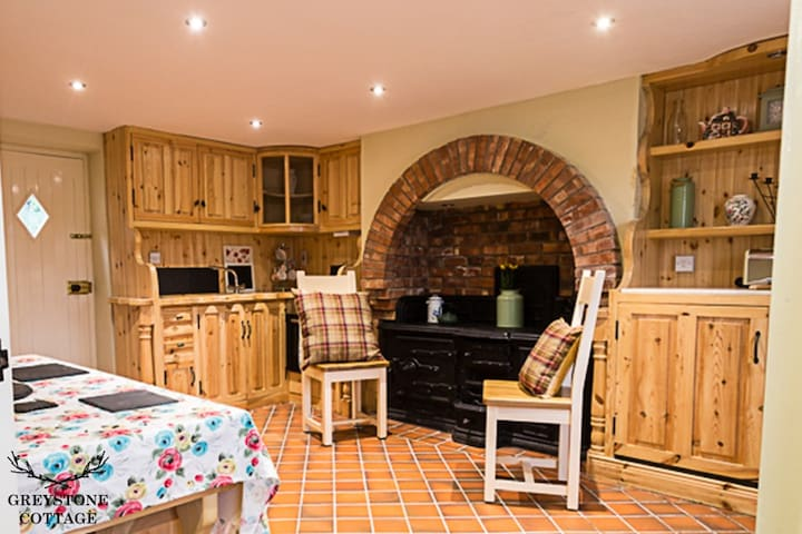 BELFAST COTTAGES Greystone Cottage HOT TUB 4 Star