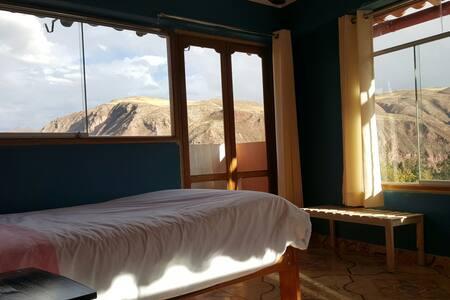 Habitacion en campiña del Valle - Urubamba - Bed & Breakfast