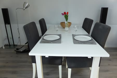 Great modern apartment in Oudewater (near Utrecht) - Byt