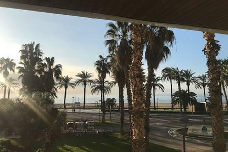 Appartement avec vue sur la mer à salou