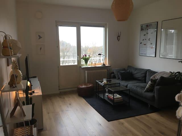 Cozy apartment in Gothenburg city - Göteborg - Pis