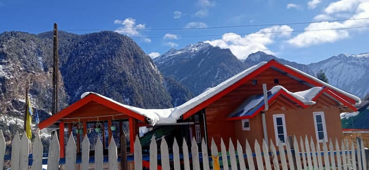Our Home turned Homestay in Lachung Gangtok Sikkim