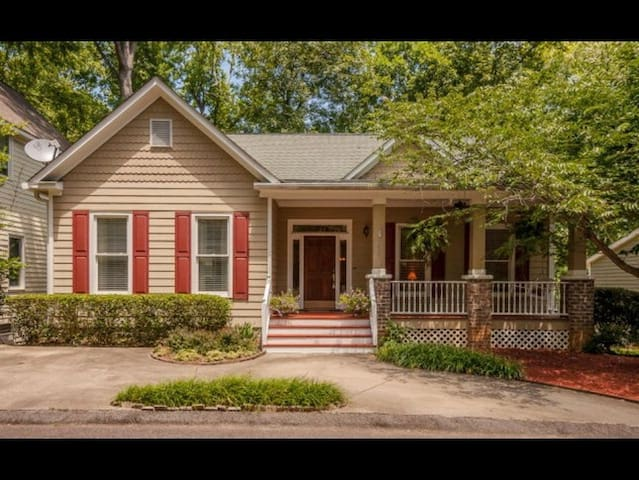 Spacious Cottage within a mile of Augusta National - Augusta - House