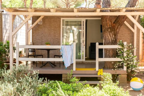 Lodge Comfort Camping Gabbiano