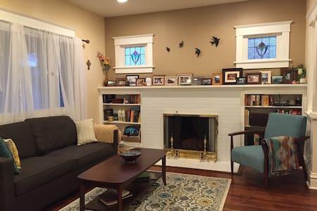 Cozy brick home in Sunnyside Denver - Denver