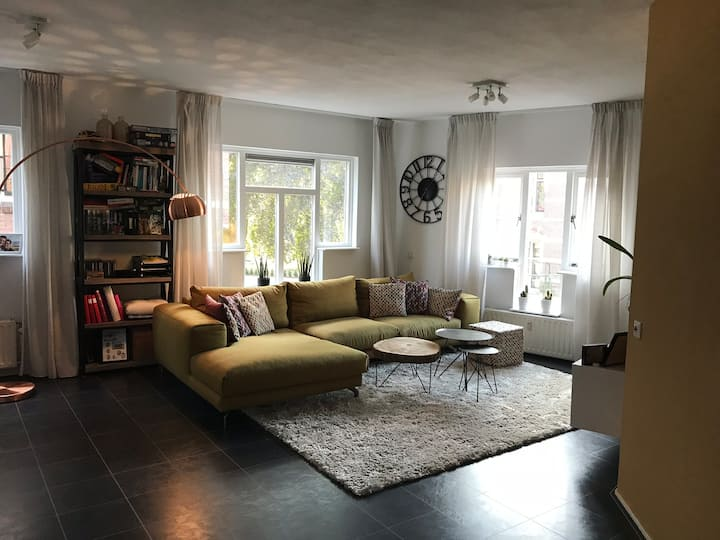 Appartement centrum Leeuwarden