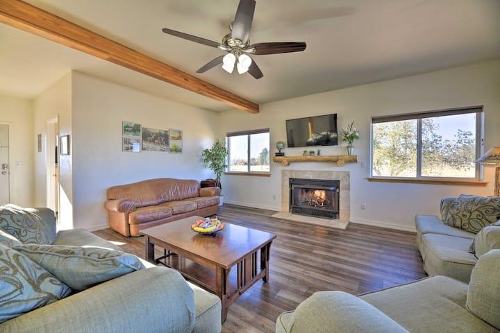 Spacious Hesperus Property w/View ~20Mi to Durango