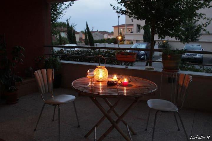Une chambre au calme à Castanet-Tolosan