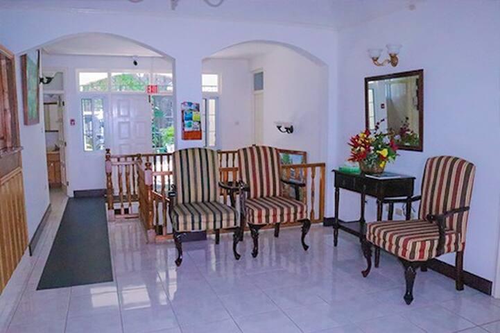 Garden View Room @ Pink Rock Bed & Breakfast