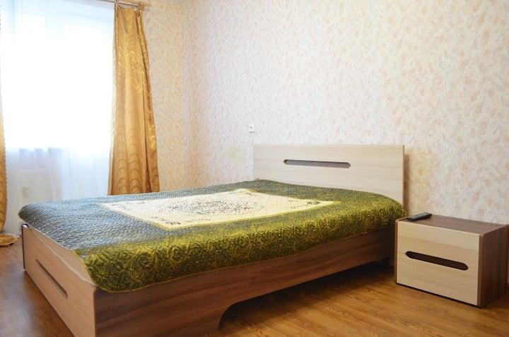 Прекрасная двухкомнатная квартира в Колпино
