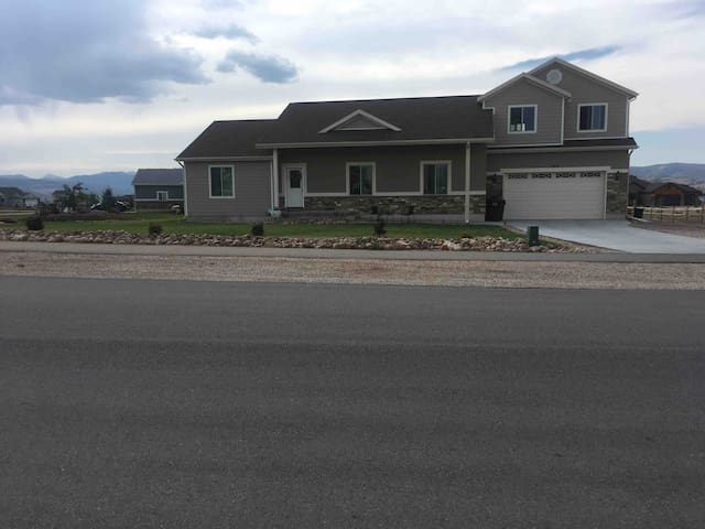 Kamas, Utah Single family home near Park City