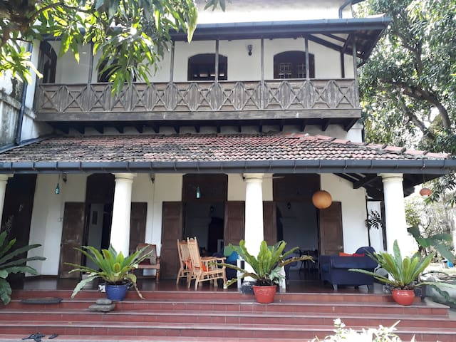 The College House Home of A Dancer Rm 3