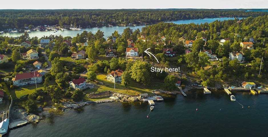 Dalarö island - Available Christmas and New Year!