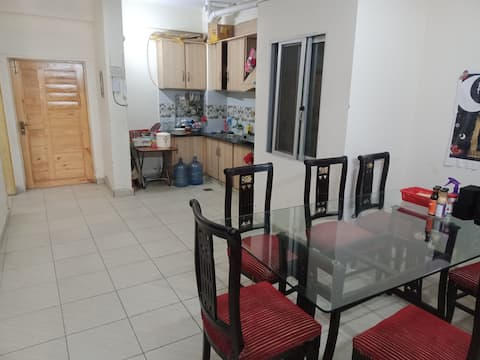 Furnished & Equiped Flat Like Yours Own Home