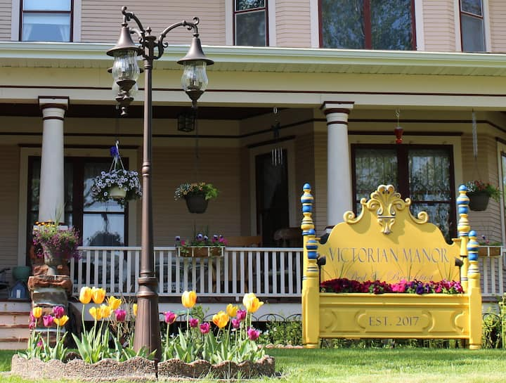 Victorian Manor Bed and Breakfast, LLC