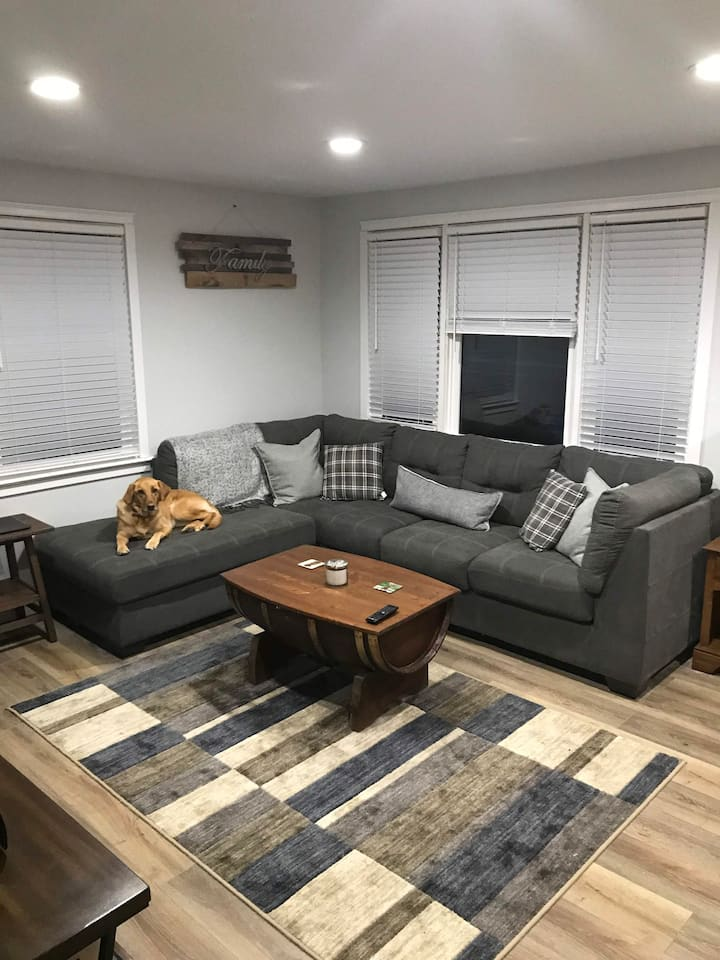 Modern 3Br/2Ba Private Space in Mainline Ardmore