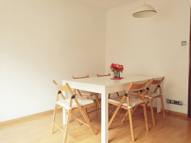 Barcelona sky house / room 2 - Barcelone - Appartement