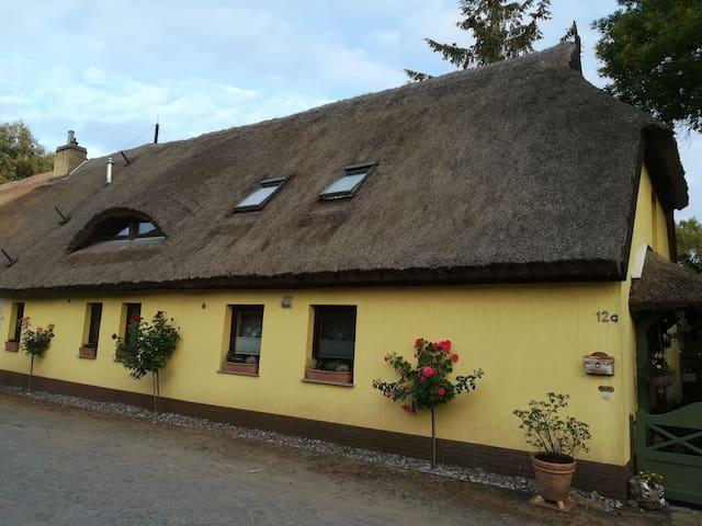 FeWo Otto auf Rügen mit kostenlosen WLAN
