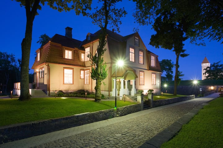 Private Luxury in Kuressaare