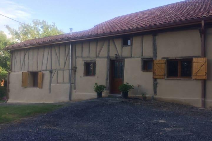 Appartement au sein d'une maison de campagne