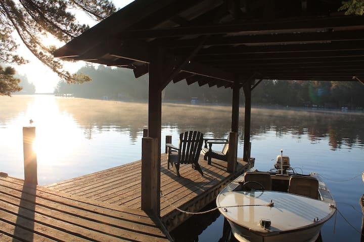 Camp Loon, Private ADK Vacation Camp, 6th Lake, NY