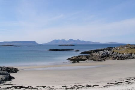 Raasay Cottage Morar - Glenancross - Ev