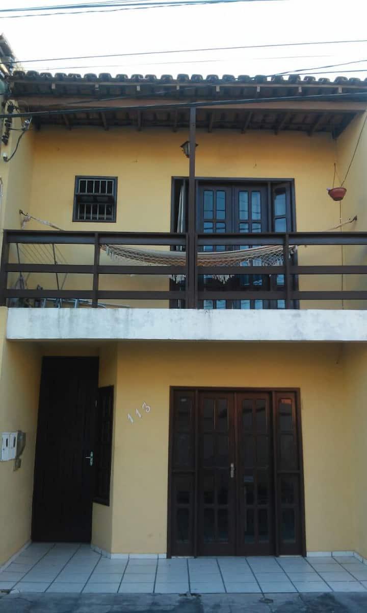 Apartment in Porto Seguro city centre