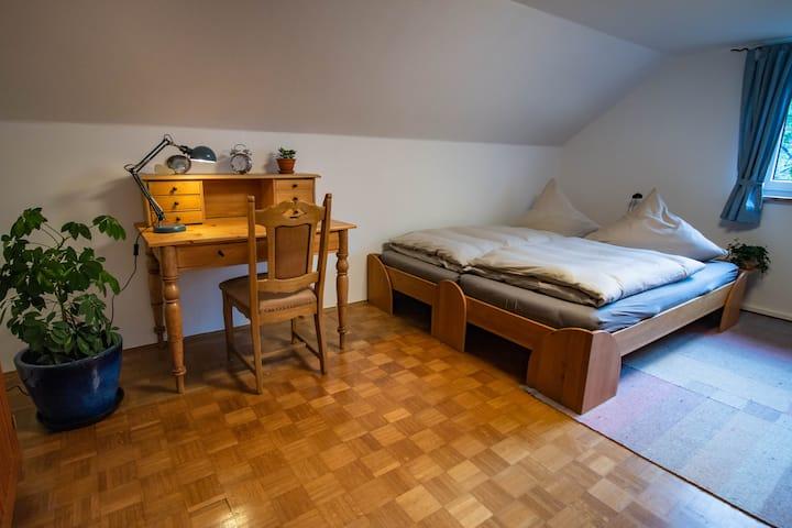 gemütliche Wohnung in Wolfratshausen