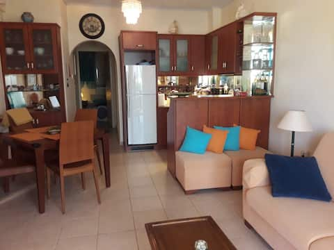 Centrally located seaside Apartment, all on foot
