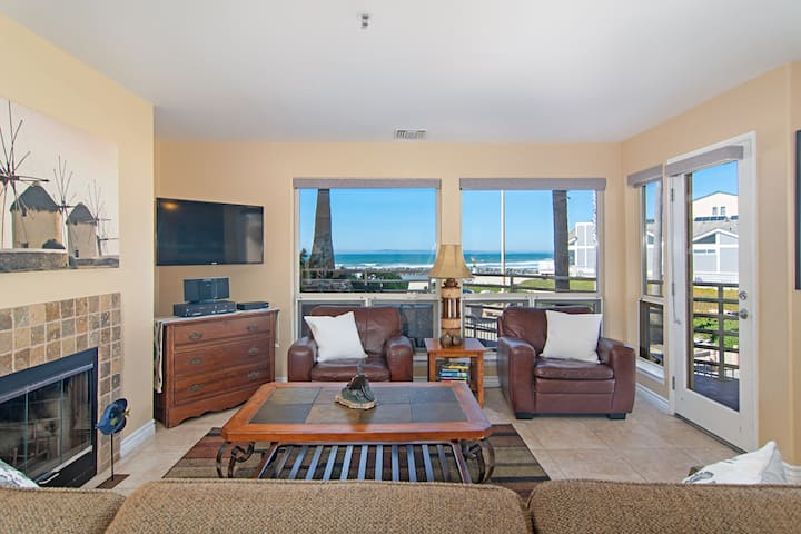 Beautiful Pet Friendly 2 Bedroom With View Of The Ocean